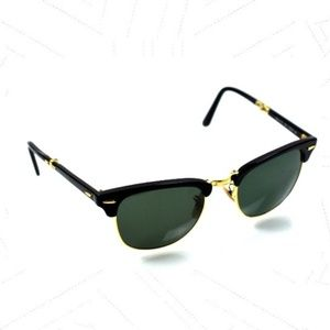 NWOT Ray-Ban Clubmaster Folding RB 2176 Sunglasses